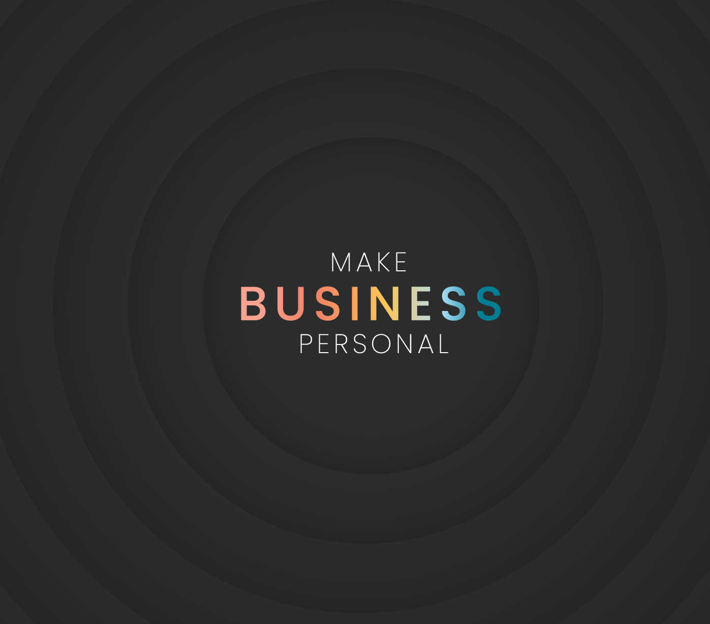 Make Business Personal for Mobile